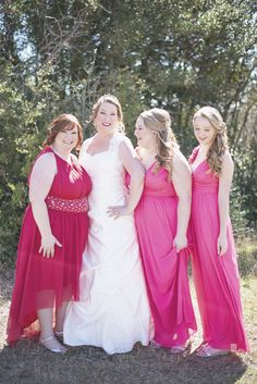 Shifting Sands at Dam Neck wedding photography | Bridal party