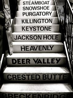 basement stairs :) Whoever did this seems to have the right idea.