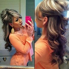 Holy shit! This is breathtaking. #haircolor #hairstyles #longhairenvy