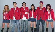 Elite Way School - Rebelde: No enredo, o colégio tinha grande prestígio internacional. Adolescentes de classe alta eram levados lá para receberem educação de ponta e serem preparados para um grande futuro.