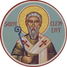 Google Image Result for http://www.calledtocommunion.com/wp-content/uploads/2010/11/St-Clement-of-Rome.jpg