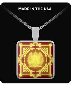 Mandala Avalokiteshvara - Necklace