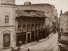 Rua do Rosário - 1903