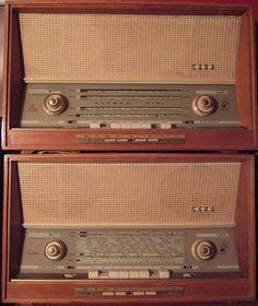 SABA 300 Stereo 11 and Meersburg 11