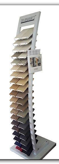 buy cheap countertop display rack,granite rack,stone display rack,metal display racks and stands email www.victordisplay.com