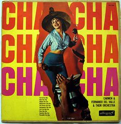 Carmen (32) & Fernando Del Valle - Cha Cha Cha (Vinyl, LP) at Discogs