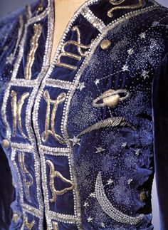 Lesage´s  embroidery for Elsa Schiaparelli, early 30