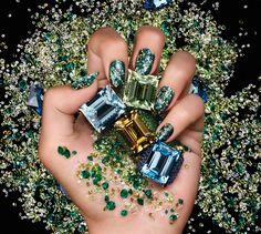 Lacquer Up and sparkle this fall season in deborah lipman nail polish