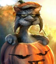 Big Collection of Halloween Pictures Halloween Images, Halloween Cat, Holidays Halloween, Happy Halloween, Vintage Halloween Cards, Halloween Season, Halloween 2018, Spirit Halloween, Witch Cat