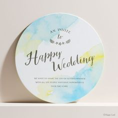 レタープレス招待状 Lana -sunshine-写真01 Wedding Menu, Wedding Paper, Wedding Programs, Wedding Cards, Wedding Planning, Wedding Invitation Design, Party Invitations, Wedding Background, Album Design