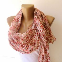 summer scarves for women | summer fashion scarf women scarves floral print by scarvesCHIC, $10.50