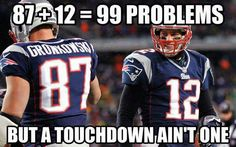 99 problems for the other team