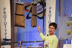 11-year-old designs a better sandbag, named 'America's Top Young Scientist' - NBC News.com