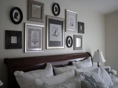 Home Remedies: Framed: Master Bedroom