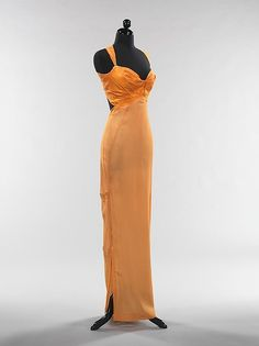 Charles James (American, born Great Britain, 1906–1978) Date:1944–45 Culture:American Medium:silk