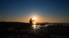 https://flic.kr/p/xCieLC | #antibes #ajlp My Son, My Love is Holding the Sun in his Hand. Sunrise on the Sea, Antibes, French Riviera | Mon Fils, mon Amour tient le soleil dans sa main. Lever de soleil sur la mer, Antibes FRANCE