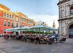Plaza de San Francisco. Séville