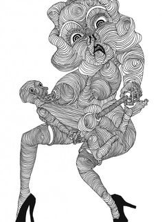Serigrafier produsert etter 2010 Ramme: 100 x 73 cm Arkflate: x 105 cm. Illustration, Artist, Illustrations, Artists