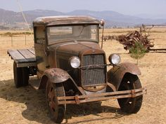 1931 Model AA Ford Truck