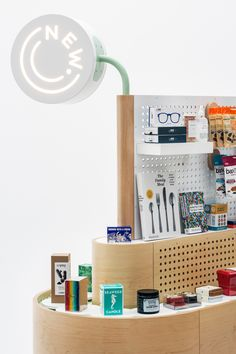 UM Project x The New Stand: Redefining Retail - Design Milk