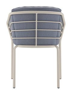 solpuri | PROVENCE Dining Chair | Material: powder coated aluminium and weatherproof upholstery