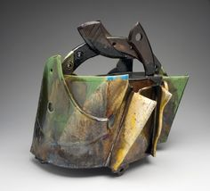 Ceramics, Piero Fenci, Artist, Battlement (Texas Masters Series)