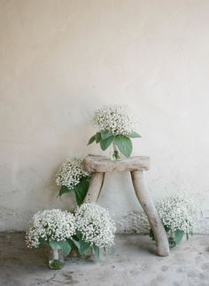Photography: Elizabeth Messina | Florist: Camilla Svensson Burns via Style Me Pretty