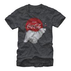 Coca Cola Men's - Polar Bear T Shirt #fifthsun #cocacola #coke