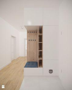 Bemowo - 90 m² - Hol / przedpokój, styl nowoczesny - zdjęcie od Studio Monocco