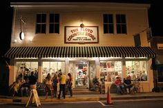 The Floyd Country Store in Floyd, VA (along The Crooked Road Music Trail)  Photo credit - Mickela Mallozzi ©2012