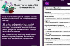 4 Excellent Resources for Math Teachers ~ Educational Technology and Mobile Learning Geometry Lessons, Math Lessons, 21st Century Skills, Algebra 1, Mobile Learning, Math Teacher, Math Resources, Educational Technology, Student