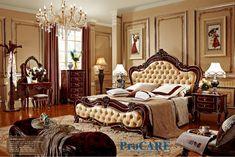 Solid Wood Bedroom Furniture  King Size Bedroom  Pinterest Custom Wood Bedroom Sets Design Ideas