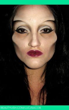 Lady Gaga inspired look | Lucia I.'s (luciaiacob) Photo | Beautylish