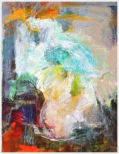 Untitled 18x24 Mixed media on canvas.    Nikko Miladinovich