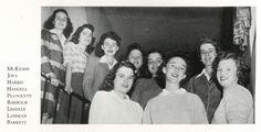 Ruth Harris Bennett '48 passed away on October 7th, 2015. http://www.legacy.com/obituaries/timesunion/obituary.aspx?n=ruth-harris-bennett&pid=176060295&fhid=11102