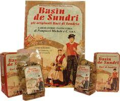 Biscotti e dolci tipici della Valtellina