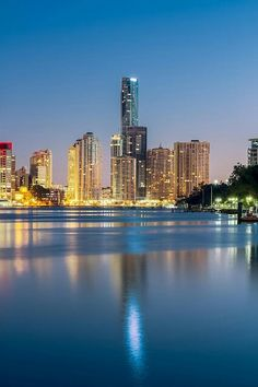 10 Stunning Images of Famous Cities Around The World (Part , Brisbane, Australia Beautiful Places In The World, Places Around The World, Around The Worlds, Beautiful Scenery, Brisbane Australia, Australia Travel, Brisbane Queensland, Brisbane River, Brisbane Cbd