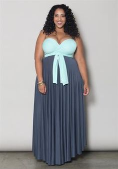 4abcddf1088 Eternity Convertible Maxi Dress (Shells Duo)