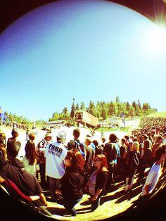 #HDHR 2013 #snowboarding at big bear