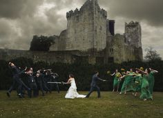 A friend's wedding picture