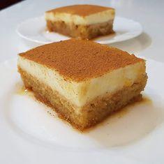 Greek Sweets, Greek Desserts, Greek Recipes, Cookbook Recipes, Kitchen Recipes, Cake Recipes, Dessert Recipes, Easy Sweets, Greek Dishes