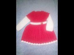 Crosetam fusta pentru fetite - YouTube