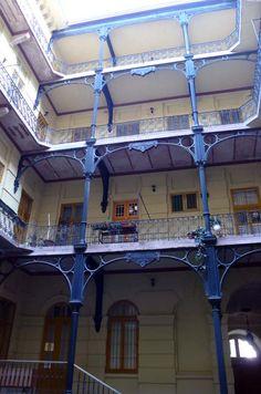 Budapest apartment, Bródy Sándor utca 14. (Degenfeld ház) 1874 (Miklós Ybl)
