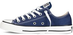 Converse Chuck Taylor All Star Low Top Navy M9697