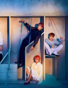 BTS Maknae Line Jimin Taehyung and Jungkook Jungkook Jimin, Bts Taehyung, Bts Bangtan Boy, Vmin, Jikook, Billboard Music Awards, Guinness, K Pop, Bts Memes