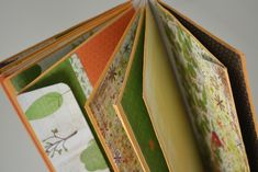 Scrap'Books'! A Tutorial - A Pretty Life In The Suburbs. Sn't she a thing of beauty!? This is my garden planning book.