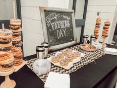 We're doing Father's Day BIG here at One Oak Church! Join us for either of our services for lots of donuts, root-beer, and pour over…