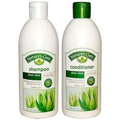 Nature's Gate All Natural Organic Moisturizing Aloe Vera Shampoo and Conditioner Bundle For Normal to Dry Hair With Jojoba, Borage, Avocado, Panthenol and Nettle, Sulfate Free, 18 fl. oz. each - http://essential-organic.com/natures-gate-all-natural-organic-moisturizing-aloe-vera-shampoo-and-conditioner-bundle-for-normal-to-dry-hair-with-jojoba-borage-avocado-panthenol-and-nettle-sulfate-free-18-fl-oz-each/