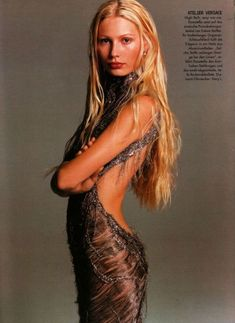 When supermodels ruled the world | Vogue Germany (1998) Model: Kirsty Hume