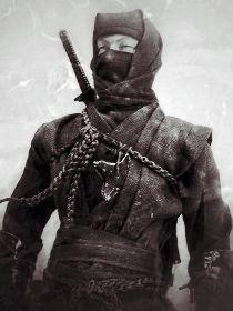 Image result for ninja painting